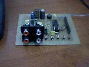 DIGITAL TONE CONTROL CIRCUIT TEST (2.)
