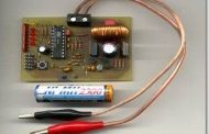 NIMH NICD BATTERY FAST PWM CHARGER CIRCUIT ATMEL AVR
