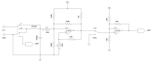 LC Meter - Oscillator