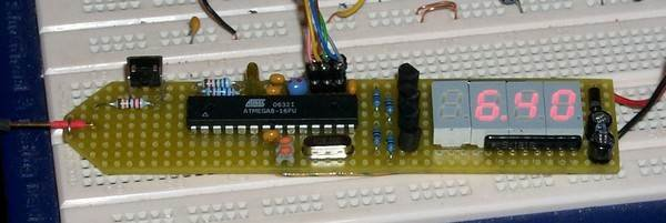 MULTIMETER CIRCUIT LED DISPLAY (5)
