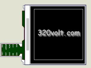 NOKIA LCD MODELS PROTEUS