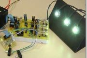 POWER LED DRIVER CIRCUIT LED CURRENT SOURCES ATMEGA8 PWM
