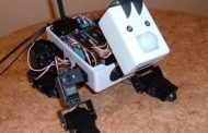 ROBOTIC DOG PROJECT, 16 CHANNEL SERVO CONTROL PROGRAM