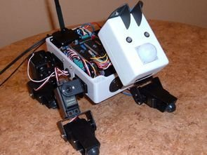 ROBOTIC DOG PROJECT