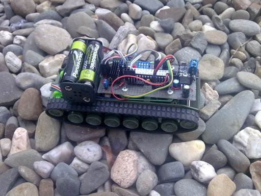 TANK ROBOT(2)