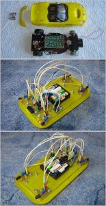 TOY CAR MODIFICATION MADE SIMPLE ROBOT (1)