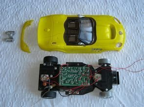TOY CAR MODIFICATION MADE SIMPLE ROBOT