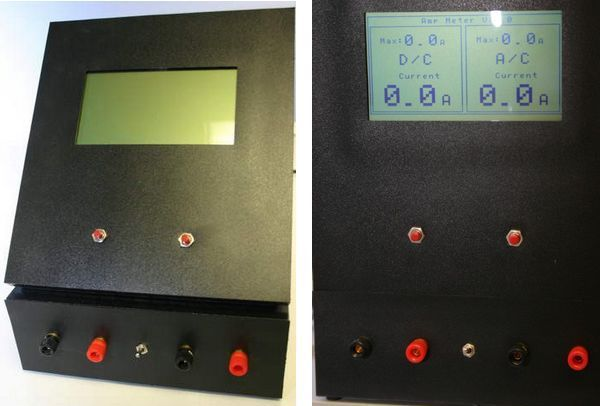 10A 2-CHANNEL METER WITH LCD DISPLAY(1)
