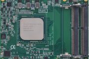AXIOMTEK COM EXPRESS TYPE 7 MODULE IS POWERED BY INTEL XEON