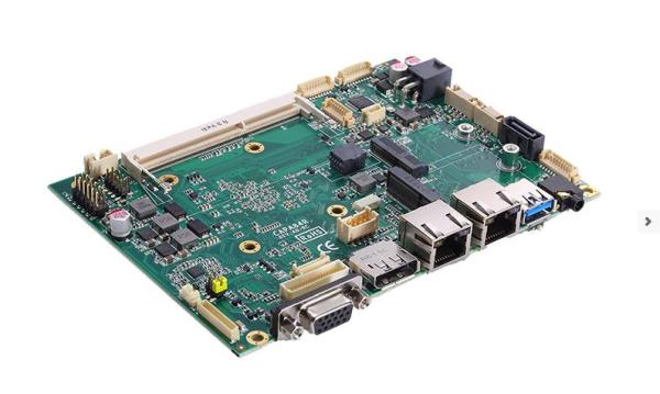 CAPA84R – 3.5″ EMBEDDED SBC WITH INTEL® CELERON® PROCESSOR