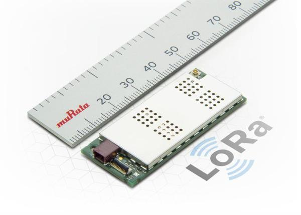 HIGHLY INTEGRATED GATEWAY MODULE SPEEDS LORA DEPLOYMENTS