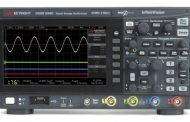UPDATED 1000 X-SERIES OSCILLOSCOPES FROM KEYSIGHT TECHNOLOGIES