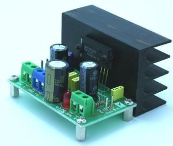 10W STEREO AUDIO AMPLIFIER 4