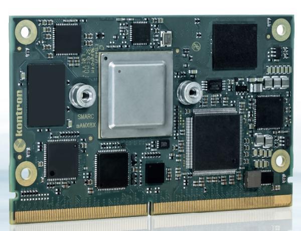 Kontron's SMARC-sAMX8X Features NXP i.MX8X Low Power SoC