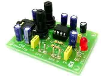 MINI STEREO AUDIO AMPLIFIER 3