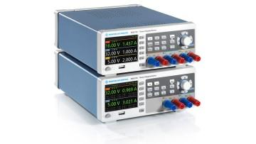 Rohde & Schwarz optimizes power supplies for educational applications