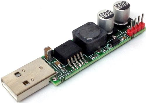 USB TO 12V BOOST CONVERTER 3