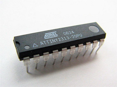 ATMEL AT90S2313 ATTINY2313 APPLICATIONS