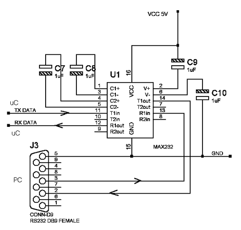 DS89C430 PROGRAMMER CIRCUIT (1)