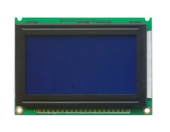GRAPHIC LCD ANIMATION