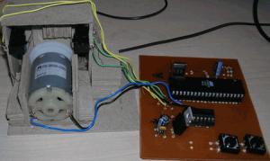 L293D DC MOTOR DOOR CONTROL(1)