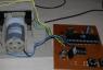 AT89C51 L293D DC MOTOR WITH DOOR CONTROL CIRCUIT