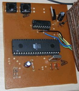 L293D DC MOTOR DOOR CONTROL(2)
