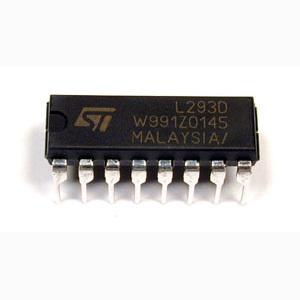 L293D DC MOTOR DOOR CONTROL(3)