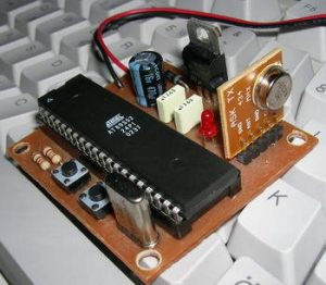 RF DC MOTOR SPEED CONTROL AT89S52(2)