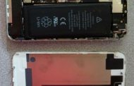 Replacing a dead iPhone battery