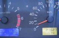 SPEED ​​INDICATOR CIRCUITS TACHOMETER ATMEL ATMEGA8