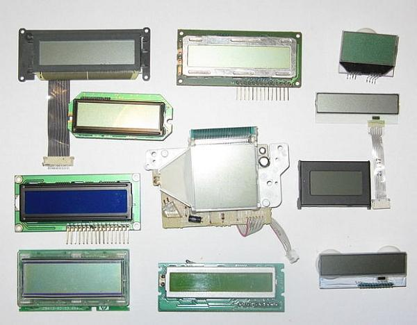 Salvaging Liquid Crystal Displays (LCDs) 2