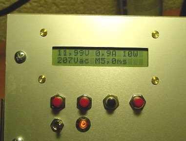 UNINTERRUPTIBLE POWER SUPPLY UPS AT90S8515