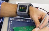 FOVEA – WEARABLE EMBEDDED MULTIMETER