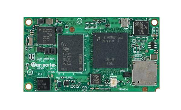 VARISCITE REVEALS AN EXTENDED PORTFOLIO OF NEW I.MX BASED BOARDS
