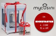WORLD'S FIRST CONSUMER 3D CHOCO PRINTER STARTING AT 198 €
