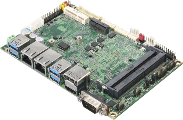 COMMELL UNVEILED 3.5″ SBC LE-37N BASED ON WHISKEY LAKE-U PROCESSORS