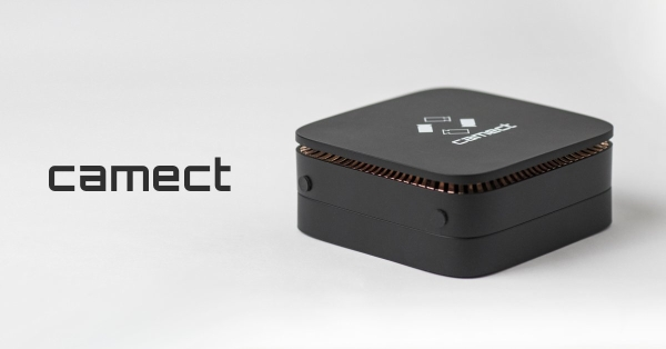 CAMECT WORLD'S SMARTEST, MOST PRIVATE CAMERA HUB