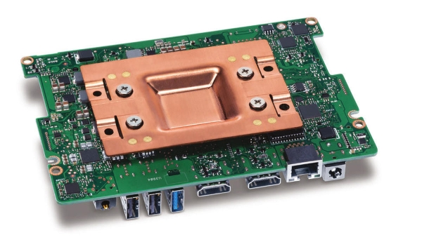 INTEL'S NEW FANLESS APOLLO BASED NUC MINI-PC AND SBC RELEASED