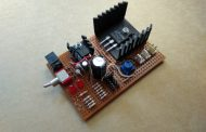 LAPTOP BENCH POWER SUPPLY WITH FAN CONTROLLER
