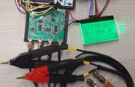 LOW COST HIGH ACCURACY STM32 FFT LCR METER