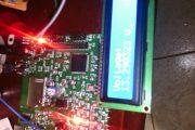 Homemade Battery Monitor Using AVR