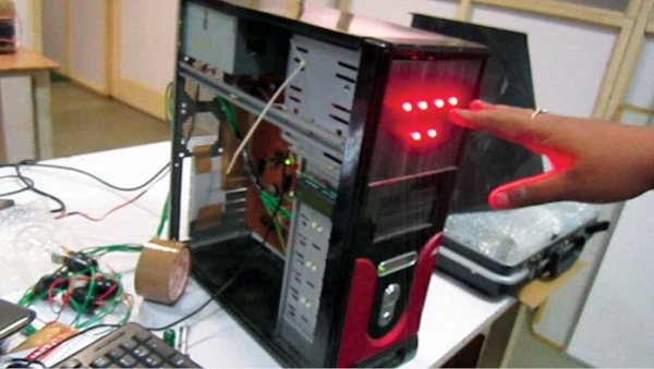 Microcontroller-Projects-Home-Automation-System