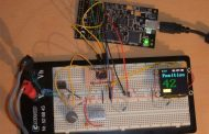 Using a Quadrature Encoder With an ATtiny 2313 and an OLED Display