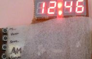 Digital Clock Using Microcontroller (AT89S52 Without RTC Circuit)