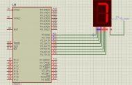 Interfacing 8051 Microcontroller With 7 Segment Display