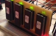Memory-Card Made of CMOS EPROM's