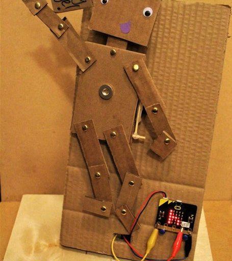 Micro:Bit Puppet