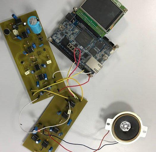 Music Synthesizer Based on DE0-Nano-SoC