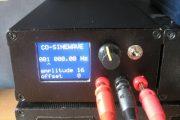 Sinewave and Cosinewave Signal Generator
